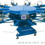 Diamondback-XL Automatic-Screen-Printing-Press